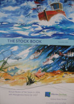 Cover of the 2006 stock book.