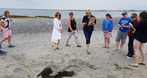 Teachers are taking on the environment with the Explorers Education Programme