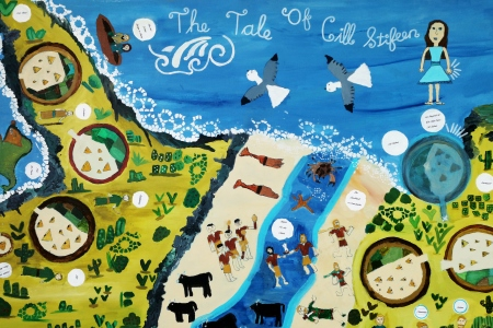 The tale of Cill Stifeen, Co Clare