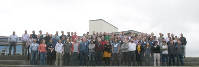 Scientists and experts attended the International Council for the Exploration of the Seas (ICES) Working Group on Fisheries Acoustic Science and Technology (WGFAST) meeting at the Marine Institute from 29th April to 2nd May 2019.