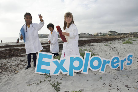 Explorers Education Programme Expands in Galway photographer Andrew Downes