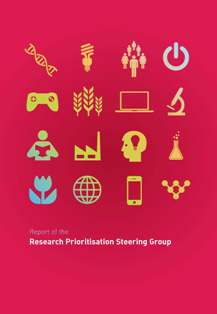 research prioritisation steering group publication