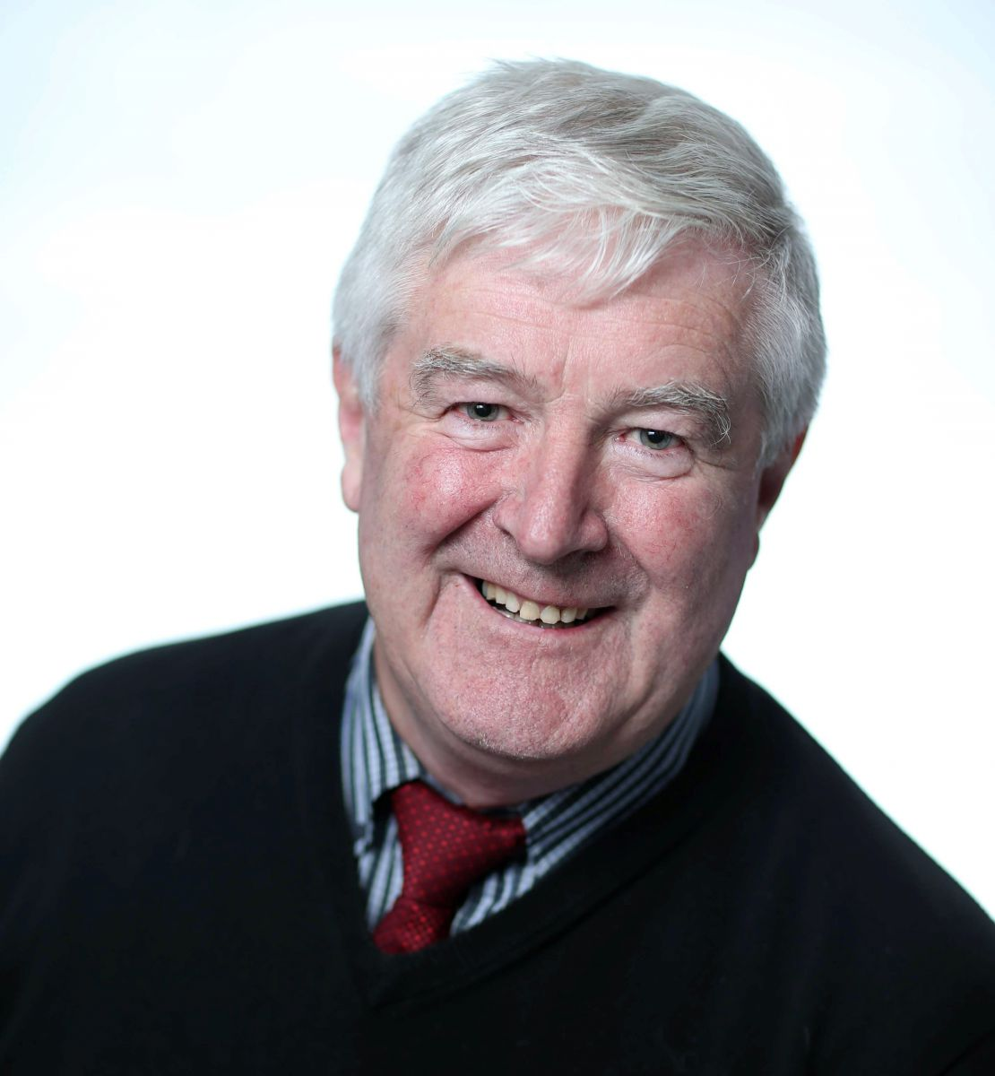 Photo of board member Donal Kelly.