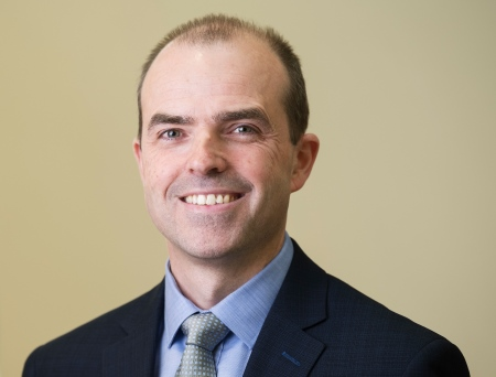 Dr. Niall McDonough, Director of Policy Innovation and Research Support Services