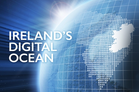 Ireland's Digital Ocean. Designed by iD3.