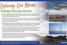 Exploring Our Marine with the Marine Institute - Energy from our Ocean
