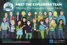 Meet the Explorers Team