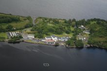 Marine Institute's Newport Research Facility, Co Mayo.