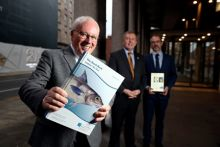 Minister for Agriculture, Food and the Marine, Minister Michael Creed TD has received the 2019 Marine Institute Annual Stock Book. The Stock Book, which is one of the principal annual publications of the Institute, provides the latest impartial scientific advice on commercially exploited fish stocks of interest to Ireland. The Stock Book is used by the Department of Agriculture, Food and the Marine at the annual fisheries quota negotiations with the EU in December of each year and throughout the year at fis