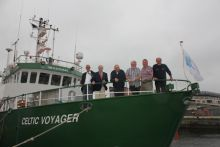 The RV Celtic Voyager celebrates its 20th year of operations (July 1997-2017).