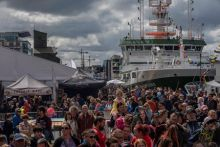 SeaFest Cork 2019. Photo Andrew Downes XPOSURE