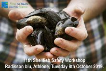 11th Shellfish Safety Workshop. 8th October 2019.