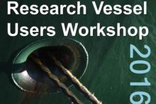 Vessel Users Workshop 2016