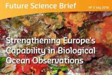 Strengthening Europe's Capability in Biological Ocean Observations